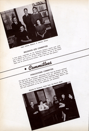 Page 17, 1940 Edition, University of Evansville - Linc Yearbook (Evansville, IN) online yearbook collection