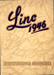 1946 Edition, University of Evansville - Linc Yearbook (Evansville, IN)