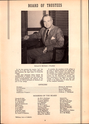 Page 11, 1946 Edition, University of Evansville - Linc Yearbook (Evansville, IN) online yearbook collection