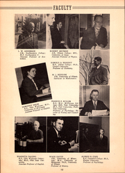 Page 12, 1946 Edition, University of Evansville - Linc Yearbook (Evansville, IN) online yearbook collection