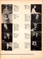 Page 14, 1946 Edition, University of Evansville - Linc Yearbook (Evansville, IN) online yearbook collection