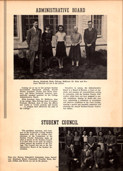 Page 16, 1946 Edition, University of Evansville - Linc Yearbook (Evansville, IN) online yearbook collection