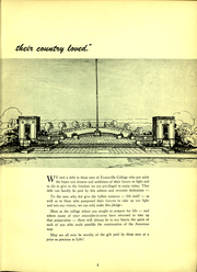 Page 7, 1946 Edition, University of Evansville - Linc Yearbook (Evansville, IN) online yearbook collection