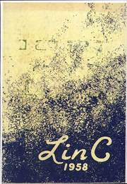 Page 1, 1958 Edition, University of Evansville - Linc Yearbook (Evansville, IN) online yearbook collection