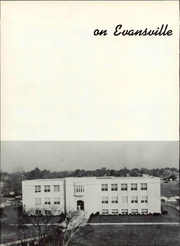 Page 10, 1958 Edition, University of Evansville - Linc Yearbook (Evansville, IN) online yearbook collection