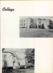 Page 11, 1958 Edition, University of Evansville - Linc Yearbook (Evansville, IN) online yearbook collection