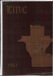 1961 Edition, University of Evansville - Linc Yearbook (Evansville, IN)