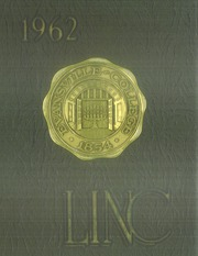 1962 Edition, University of Evansville - Linc Yearbook (Evansville, IN)