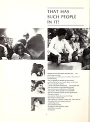 Page 12, 1969 Edition, University of Evansville - Linc Yearbook (Evansville, IN) online yearbook collection