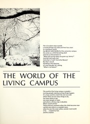 Page 15, 1969 Edition, University of Evansville - Linc Yearbook (Evansville, IN) online yearbook collection