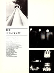 Page 16, 1969 Edition, University of Evansville - Linc Yearbook (Evansville, IN) online yearbook collection