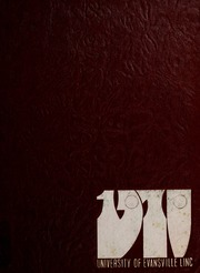 1970 Edition, University of Evansville - Linc Yearbook (Evansville, IN)