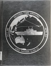 USS Tarawa (LHA 1) - Naval Cruise Book online yearbook collection, 1981 Edition, Page 1