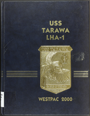 USS Tarawa (LHA 1) - Naval Cruise Book online yearbook collection, 2000 Edition, Page 1
