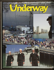 Page 10, 2003 Edition, USS Tarawa (LHA 1) - Naval Cruise Book online yearbook collection