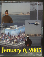 Page 11, 2003 Edition, USS Tarawa (LHA 1) - Naval Cruise Book online yearbook collection