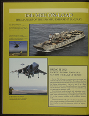Page 12, 2003 Edition, USS Tarawa (LHA 1) - Naval Cruise Book online yearbook collection