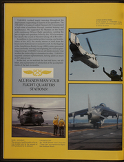 Page 14, 2003 Edition, USS Tarawa (LHA 1) - Naval Cruise Book online yearbook collection