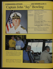 Page 4, 2003 Edition, USS Tarawa (LHA 1) - Naval Cruise Book online yearbook collection