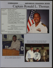 Page 7, 2003 Edition, USS Tarawa (LHA 1) - Naval Cruise Book online yearbook collection