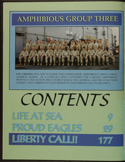 Page 8, 2003 Edition, USS Tarawa (LHA 1) - Naval Cruise Book online yearbook collection