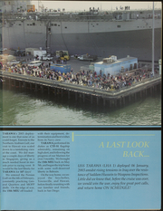 Page 9, 2003 Edition, USS Tarawa (LHA 1) - Naval Cruise Book online yearbook collection