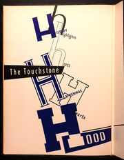 Page 6, 1949 Edition, Hood College - Touchstone Yearbook (Frederick, MD) online yearbook collection