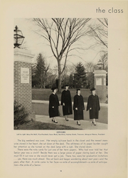Page 15, 1957 Edition, Hood College - Touchstone Yearbook (Frederick, MD) online yearbook collection