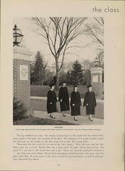 Page 17, 1957 Edition, Hood College - Touchstone Yearbook (Frederick, MD) online yearbook collection
