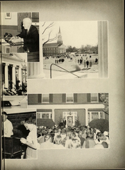 Page 6, 1957 Edition, Hood College - Touchstone Yearbook (Frederick, MD) online yearbook collection