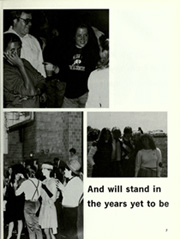 Page 11, 1984 Edition, Hood College - Touchstone Yearbook (Frederick, MD) online yearbook collection