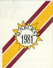 Page 1, 1981 Edition, Eldorado High School - Sunburst Yearbook (Las Vegas, NV) online yearbook collection