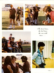 Page 11, 1981 Edition, Eldorado High School - Sunburst Yearbook (Las Vegas, NV) online yearbook collection