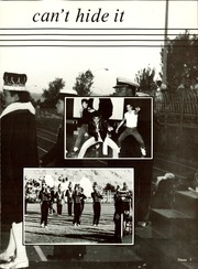 Page 11, 1985 Edition, Eldorado High School - Sunburst Yearbook (Las Vegas, NV) online yearbook collection