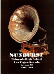 Page 5, 1985 Edition, Eldorado High School - Sunburst Yearbook (Las Vegas, NV) online yearbook collection