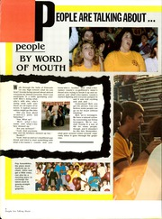 Page 12, 1988 Edition, Eldorado High School - Sunburst Yearbook (Las Vegas, NV) online yearbook collection