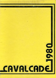 1980 Edition, Clark High School - Cavalcade Yearbook (Las Vegas, NV)