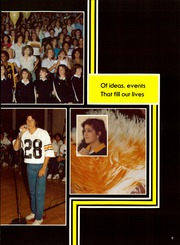 Page 13, 1982 Edition, Clark High School - Cavalcade Yearbook (Las Vegas, NV) online yearbook collection