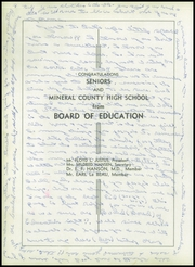 Mineral County High School - Legend Yearbook (Hawthorne, NV) online yearbook collection, 1953 Edition, Page 94