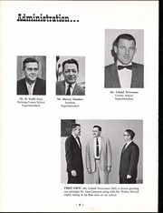 Page 12, 1962 Edition, Western High School - Epitaph Yearbook (Las Vegas, NV) online yearbook collection