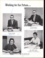 Page 16, 1962 Edition, Western High School - Epitaph Yearbook (Las Vegas, NV) online yearbook collection