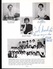 Page 17, 1962 Edition, Western High School - Epitaph Yearbook (Las Vegas, NV) online yearbook collection