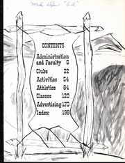 Page 9, 1962 Edition, Western High School - Epitaph Yearbook (Las Vegas, NV) online yearbook collection