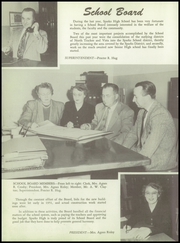 Page 14, 1951 Edition, Sparks High School - Terminus Yearbook (Sparks, NV) online yearbook collection