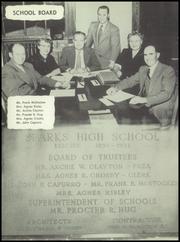 Page 14, 1954 Edition, Sparks High School - Terminus Yearbook (Sparks, NV) online yearbook collection