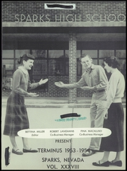 Page 7, 1954 Edition, Sparks High School - Terminus Yearbook (Sparks, NV) online yearbook collection