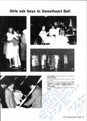 Page 13, 1984 Edition, Sparks High School - Terminus Yearbook (Sparks, NV) online yearbook collection