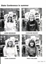 Page 17, 1984 Edition, Sparks High School - Terminus Yearbook (Sparks, NV) online yearbook collection
