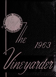 Martha's Vineyard Regional High School - Vineyarder Yearbook (Martha's Vineyard, MA) online yearbook collection, 1963 Edition, Page 1