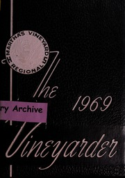 Martha's Vineyard Regional High School - Vineyarder Yearbook (Martha's Vineyard, MA) online yearbook collection, 1969 Edition, Page 1